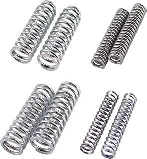 REPLACEMENT SPRING KIT FOR SPRINGER FRONT END, CHROME