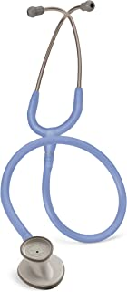 3M Littmann Lightweight II S.E. Stethoscope, Ceil Blue Tube, 28 inch, 2454