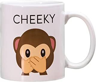 Thumbsup UK, CHKMUG Coffee Mug, Multicolor