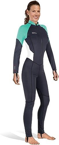 Mares TRILASTIC Steamer Lady Combinaison de plongée Surf Fille, Noir, FR (Taille Fabricant   XXS)