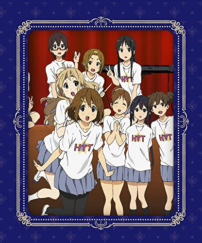 【Amazon.co.jp限定】けいおん!!Blu-rayBox(初回限定生産)(2BOX収納BOXケース:梓)