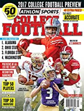 Athlon Sports 2017 College Football National Preview Magazine - Ohio State