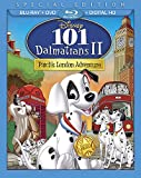101 Dalmatians II: Patch's London Adventure [Blu-ray]