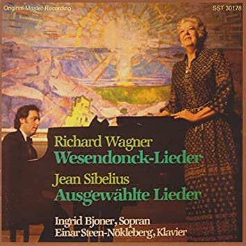 Wagner: Wesendonck-Lieder & Sibelius: Lieder