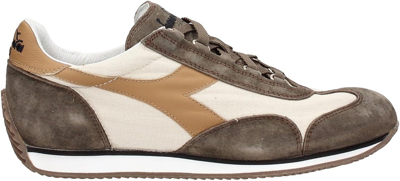 Sneakers Diadora Heritage Men Fabric Beige, Brown and Black 20115698801C6145 Beige 7.5UK