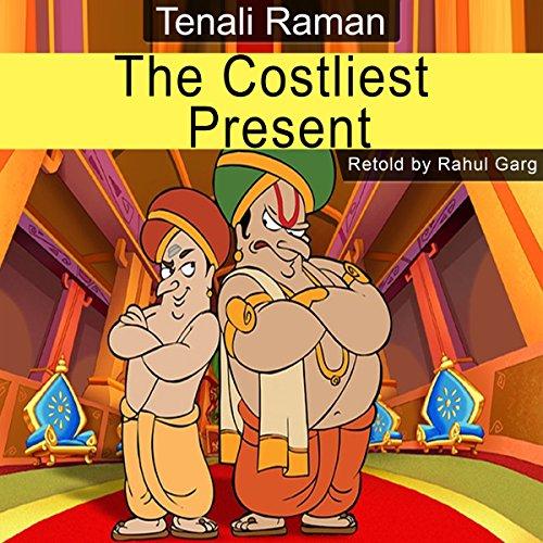 The Costliest Present audiobook cover art