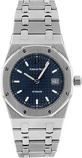 [オーデマピゲ] 腕時計 AUDEMARS PIGUET 15000ST.OO.0789ST.05 ロイヤルオーク ミディアム 34mm ブルー [中古品] [並行輸入品]