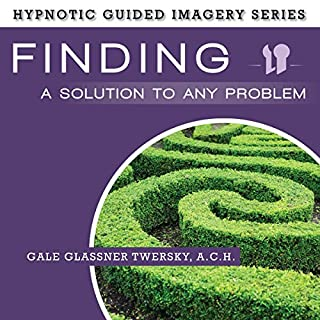 Finding a Solution to Any Problem audiobook cover art