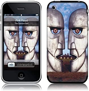 MusicSkins, MS-PFLD30001, Pink Floyd - Division Bell, iPhone 2G/3G/3GS, Skin