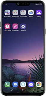 LG G8 Thinq Unlocked Smartphone – 128 GB – Aurora Black (US Warranty) – Verizon, AT&T, T–Mobile, Sprint, Boost, Cricket, M...