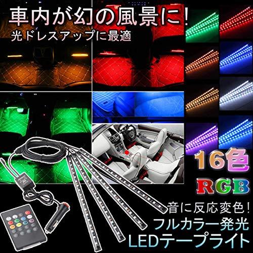 EJ'sSUPERCAR『LEDテープライト』