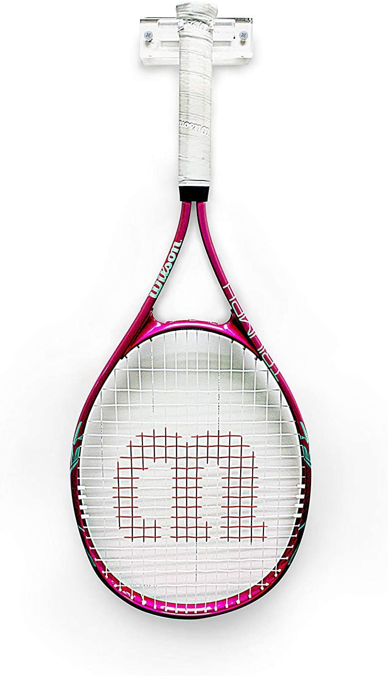 Better Display Cases Deluxe Acrylic Super Special OFFicial store SALE held Tennis Size Racquet Standard