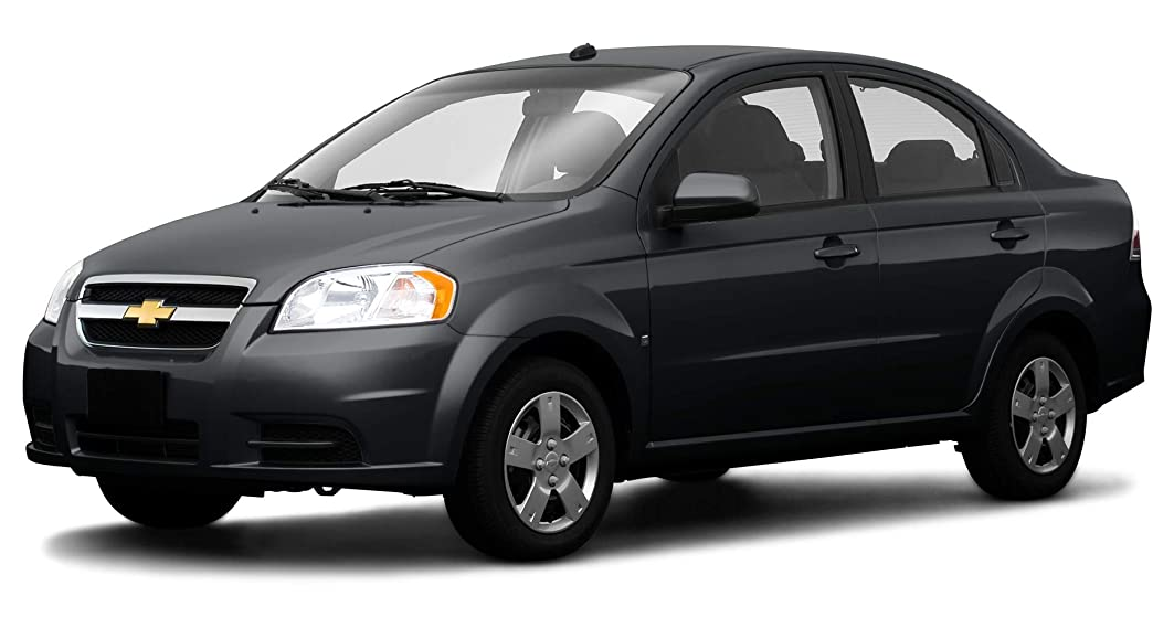 Amazon Com 2009 Chevrolet Aveo Ls Reviews Images And Specs Vehicles