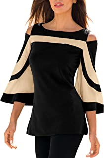 Best ruffled blouse with contrasting bow Reviews