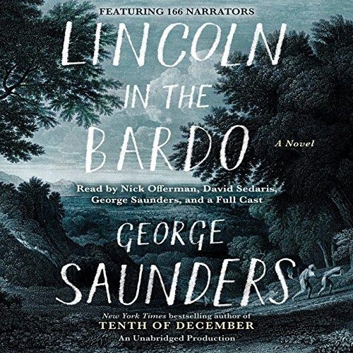 Page de couverture de Lincoln in the Bardo