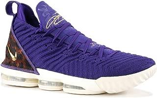 Lebron XVI 'Court Purple Pe' - Ao2588-500 - Size 12