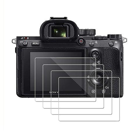 Ootsr Schutzfolie Für Sony Alpha A7ii A7rii A7sii Kamera