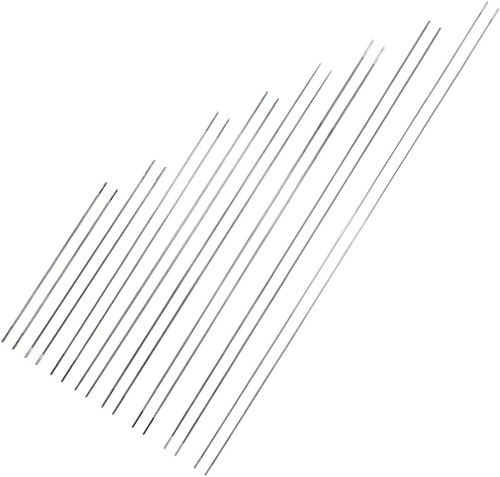 Big Eye Collapsible Beading Needles Max 87% OFF Our shop most popular Set to Use C and Convenient