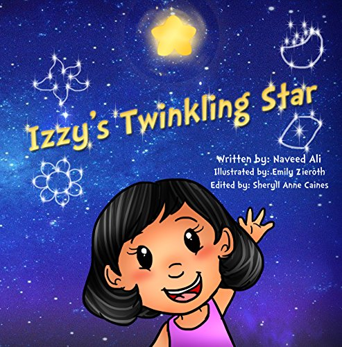Izzy's Twinkling Star (English Edition)
