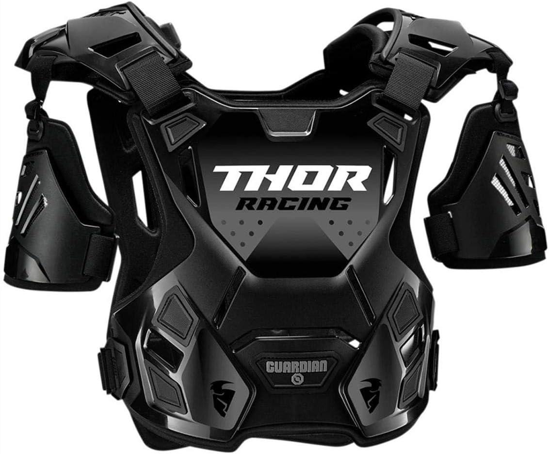 Thor Brustpanzer Guardian Roost Deflector Schwarz Gr M L Sport Freizeit