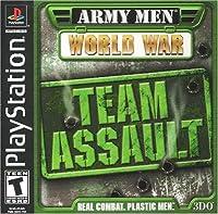 Army Men: World War-Team Assault / Game