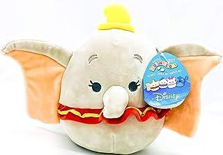 "Disney Squishmallow Dumbo 5"" Kelly Toys Super Soft Stuffed Plush Toy Pillow"