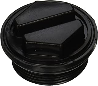 Pentair 86202000 1-1/2-Inch Plug Drain Cap with O-Ring Replacement Pool and Spa Filter