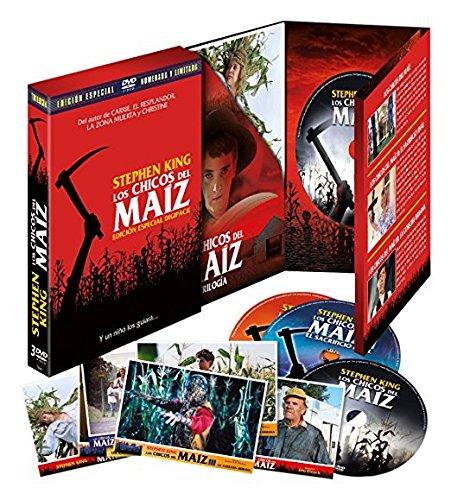 Los Chicos del Maíz I-II-III Edición Digipack [DVD]