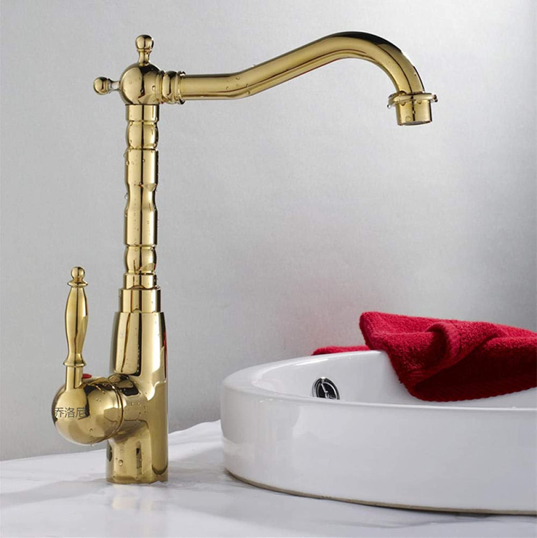Wasserhahn 360 ° Drehbar Edelstahl Wasserhahn Küchenarmatur Gold Waschbecken Wasserhahn Heimwerker Baustoffe Sanitr Hardware Küchenhersteller Grohandel DirektGrünrieb