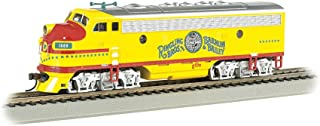 Bachmann Industries Ringling Bros and Barnum & Bailey F7 A Locomotive Diesel Locomotive