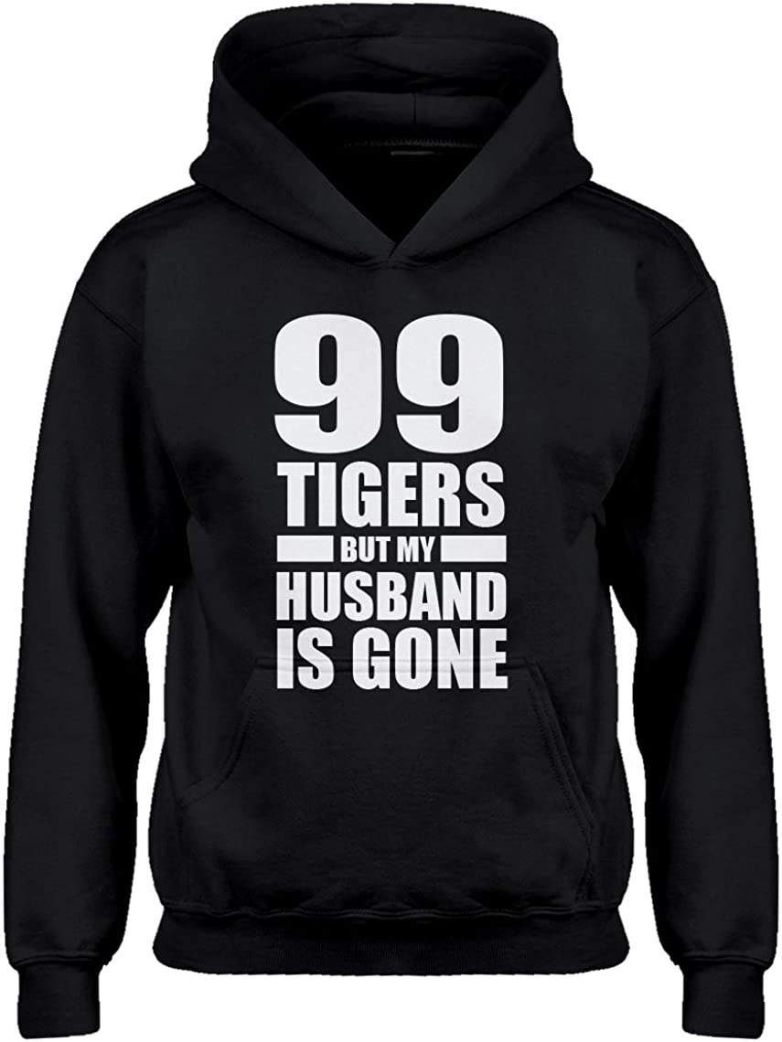I got 99 Tigers Hoodie for Kids