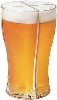 NancyMissY 4 In1クリエイティブビールマグアクリルバランスカップパーティーワインラック楽しいグラスビールマグ丈夫なビールマグ