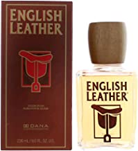 Dana English Leather Cologne Splash 8 fl oz (240 ml) for Men