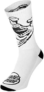 Calcetines Ho18 Screaming Hand Mono Blanco (Default, Blanco)