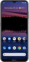 Nokia G20   Android 11   Unlocked Smartphone   3-Day Battery   Dual SIM   US Version   4/128GB   6.52-Inch Screen   48MP Q...