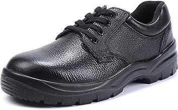Chaussures De Sécurité De Chef Hommes Et Femmes Chaussures De Sécurité À Embout en Acier Chaussures De Travail Chaussures ...