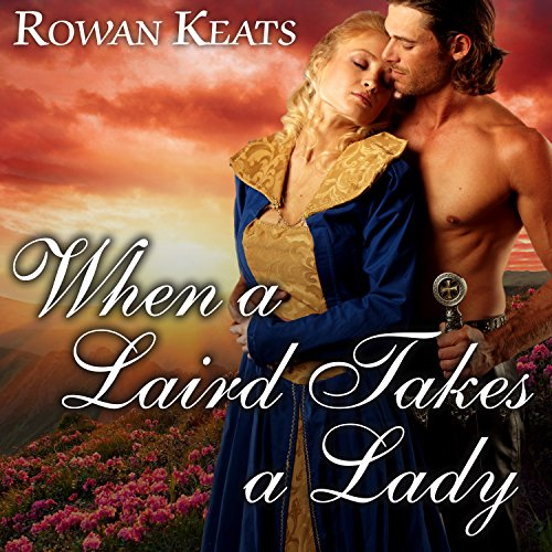 When a Laird Takes a Lady cover art