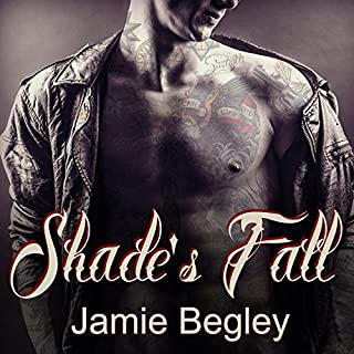 Shade's Fall audiobook cover art