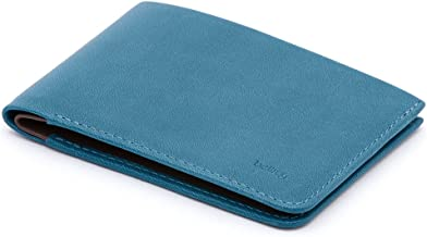 Bellroy Low Down, slim leather wallet (Max. 10 cards and cash)