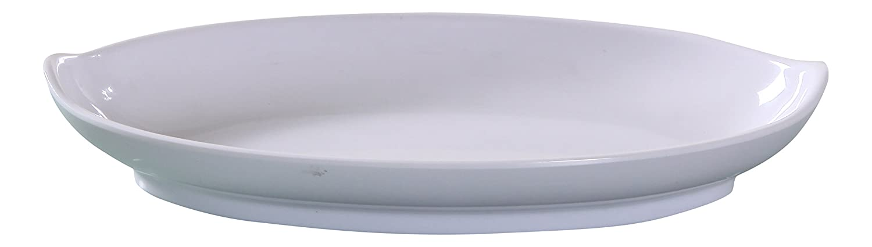 Ranking TOP12 Yanco VE-410 Venice Deep Plate Oval lengt oz Max 63% OFF Capacity 9.5
