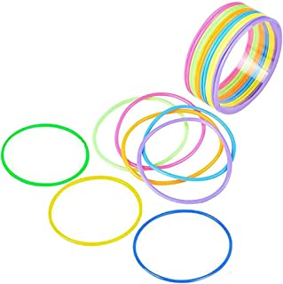 Kicko Plastic Toy Bracelets - Assorted Colors - 144 Pieces - 2.75 inch - for Kids, Girls, Teenagers, Fashion, Party Favors, Celebrations, and More