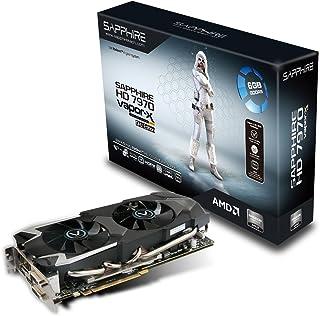 Sapphire HD-7970 - Tarjeta gráfica edición Vapor-X (6 GB, HDMI, DVI- D, 2 Puertos de Monitor 1.2, Doble DVI- D)