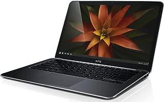 Dell XPS 13 L321X Ultrabook PC - Intel Core i5-2476M 1.6GHz 4GB 128SSD Windows 10 Pro (Renewed)