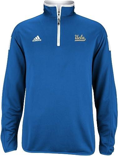 Adidas UCLA Bruins 2014 Sideline 1 4 Zip Climalite veste Veste - bleu