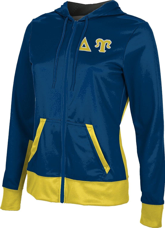 Mail order cheap Delta Upsilon Women's Zipper Hoodie E Award Spirit Sweatshirt School