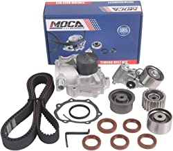 MOCA Timing Belt Water Pump Kit for 2000-2009 Subaru Outback VIN B & 2000-2009 Subaru Legacy & 2003-2006 Subaru Baja 2.5L H4