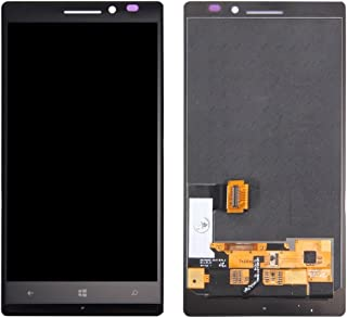 Practical Convenient Spare Parts Compatible with Nokia Lumia Icon / 929 LCD Screen + Touch Screen Digitizer Assembly Replacement Parts