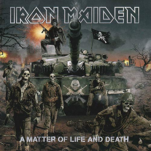 A Matter Of Life And Death (Remaster)