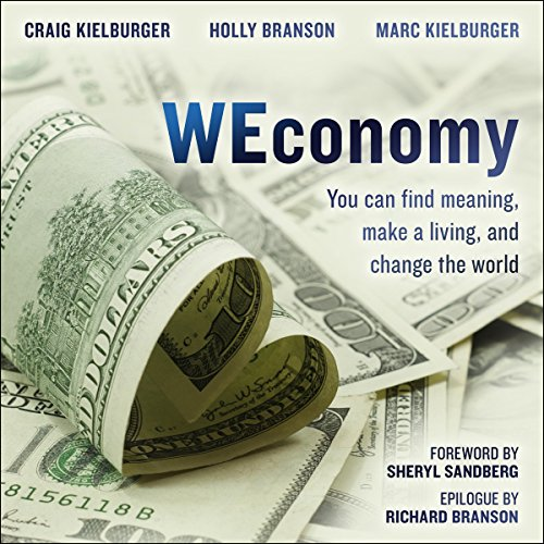 WEconomy audiobook cover art