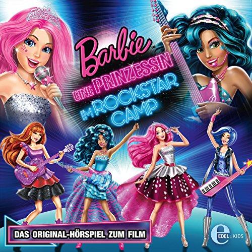 Barbie in: Eine Prinzessin im Rockstar Camp (Das Original-Hörspiel zum Film) Titelbild
